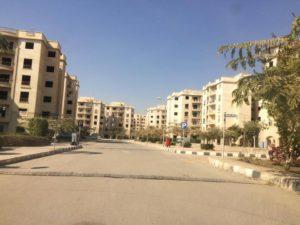 لهواء الهدوء والتميز شقة للأيجار فى كمبوند